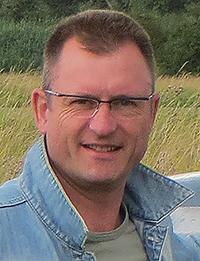 2. Vorsitzender Dieter Scheeben